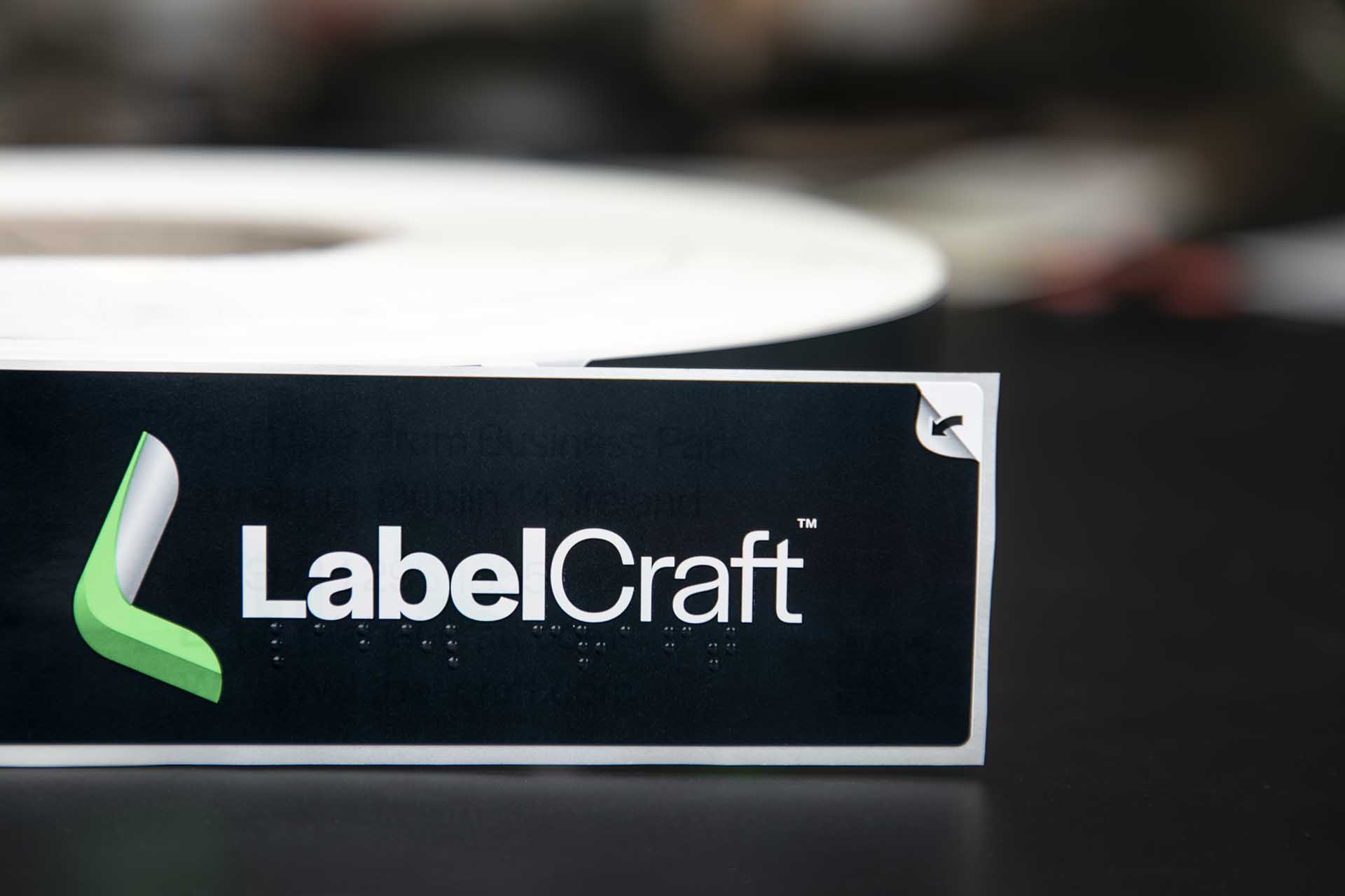 The Benefits of Utilising Self-Adhesive Labels on Rolls