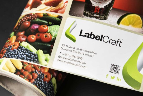 label craft ireland