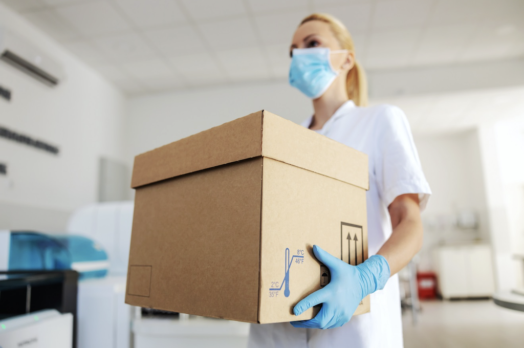 ThermaVIP+™ packaging solution ready for the future of vaccine and biologic transportation